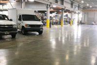 densified concrete floor