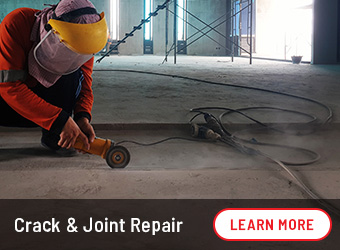 learn more about crack and joint repair